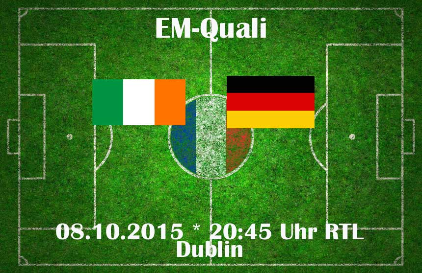 Irland Deutschland Stream